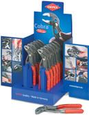 00 19 12 VO3 Knipex COBRA DISPLAY BOX 87 01 125 (12)
