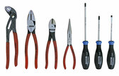9K 00 21 01 US Knipex 7 PC. AUTOMOTIVE ELECTRICAL SET