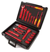 9K 00 80 04 US Knipex 19 PC. SAFETY INS SET
