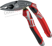 NWS 1096-69-200 Combi-Ergo 45 Pistol Grip Combination Pliers