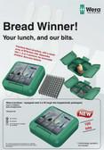 05133960002 WERA Lunch-Bit Box