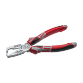 NWS 1451-49-180 Multi Cutter 3 in one Wire Stripping Pliers