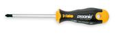 FELO 53687 Ergonic PZ3 PoziDrive Screwdriver - round