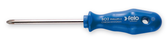 "FELO 17055 #0 x 2.5"" Phillips Screwdriver              Blue 800"