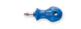 "FELO 28011 7/32"" x 1"" x 1"" Slotted Screwdriver      Blue 800"