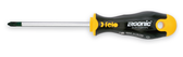 FELO 52805 Ergonic PH2 x 4 Phillips Screwdriver - round