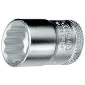 "Gedore 1845721 Socket 3/8"" 8 mm D 30 8"