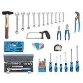Gedore 2319918 Basic tool assortment, 87 pcs S 1016