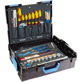 Gedore 2658194 GEDORE-Sortimo L-BOXX 136 with assortment Mechanic, 58-pc 1100-01