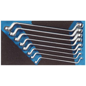 Gedore 2308827 Ring spanner set in 1/3 CT module 1500 CT1-2