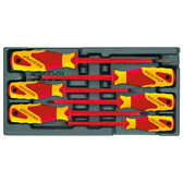 Gedore 1733095 VDE Screwdriver set in 1/3 ES tool module 1500 ES-VDE 2170 PZ