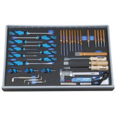 Gedore 2016435 Tool set in 4/4 CT tool module, 37 pieces 2005 CT4-2160-119