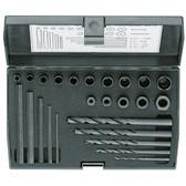 Gedore 6755550 Screw extractor set 8552-025