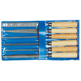 Gedore 6771910 Key file set, 6 pieces 8728