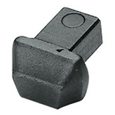 Gedore 7698190 Rectangular weld-on fitting SE 9x12 7912-00