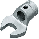"""Gedore 1211421 Open end fitting 16 Z, 1/4"""" 8791-1/4AF"""