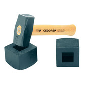 Gedore 8642340 Soft face cap 2000 g 21-2000