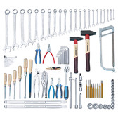 Gedore 6600270 Tool assortment for tractors 79 pcs S 1002