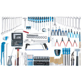 Gedore 6601080 Mechanic's tool assortment 180 pcs S 1007