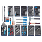 Gedore 2319926 Tool assortment CARS, 157 pcs S 1019