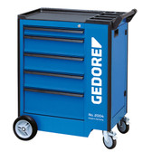Gedore 1640690 Tool trolley with 10 drawers 2004 1000