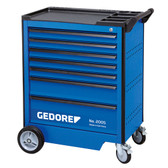 Gedore 2003546 Tool trolley with 6 drawers 2005 0321