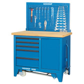 Gedore 6621780 Mobile workbench 1505