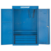 Gedore 6612600 Tool cabinet, empty, 970x650x250 mm 1400 L