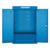 Gedore 5610610 Tool cabinet, empty, 970x650x250 mm 1401 L