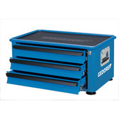 Gedore 6618130 Tool chest with 3 drawers 1430