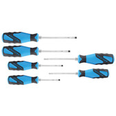Gedore 1878743 3C-Screwdriver with striking cap set 6 pcs SK 2154 PH-06