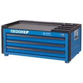 Gedore 1888927 Tool chest with 3 drawers 2430