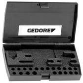 Gedore 1986805 Plastic cassette + foam inlay for DREMO MINI 753-88