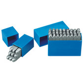Gedore 8605220 Letter punch set 27 pieces 2201-6