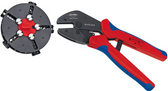 Knipex 97 33 02 MultiCrimp Set with 5 Dies