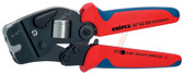 9753  9 Knipex Self-Adjusting Crimping Pliers