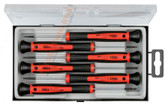31846 FELO Torx & Hex 6 Pc Precision Screwdriver Set