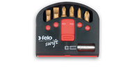 FELO 51395 Swift Box 6 pc Bits and Magnetholder - T10-T40