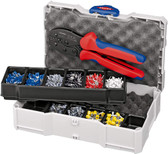 Knipex 97 90 23  Assortments of End Sleeves with Plier