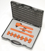 98 99 11 S4 Knipex    10 PC  INSULATED TOOL KIT -1,000V