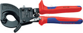 9531 250  Knipex Ratchet Action Cable Cutters