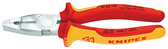 01 06 190 Knipex 7.5 inch COMBINATION PLIERS - 1,000V