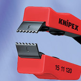 15 19 010 Knipex SPARE BLADES FOR 15 11 120