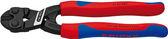 71 02 200 Knipex 8 inch LEVER ACTION MINI-BOLT CUTTER - COMFORT GRIP