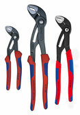 3X8702 Knipex 3 PC Ergo Grip Cobra Set