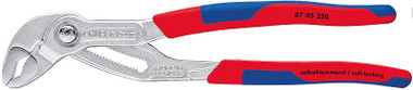 "8705 250 Knipex 10"" Chrome Cobra With Ergo Handles"