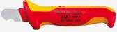 98 53 03 Knipex 6 inch DISMANTLING KNIFE - 1,000V