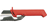 98 56 Knipex 7.5 inch CABLE KNIFE W/ GUARD - 1,000V