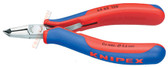 64 62 120  Knipex Electronics End Cutting Nippers