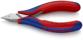 77 72 115 Knipex 4.5 inch ELECTRONICS DIA. CUTTER - COMFORT GRIP